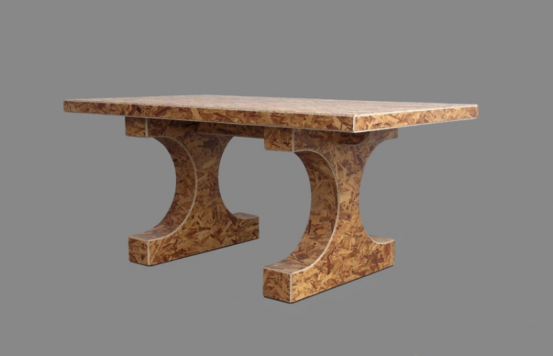 Chipwood tafel